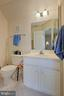 Full Bath for Bonus Second Master Bedroom/Loft - 6719 ASPEN TRACE CT, ANNANDALE