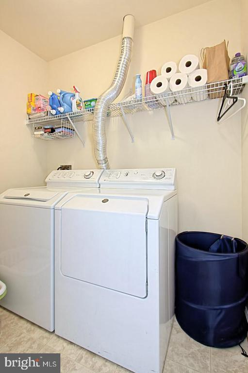Separate Laundry Room in Lower Level - 6719 ASPEN TRACE CT, ANNANDALE