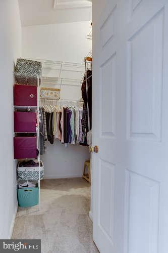 Master Walk in Closet - 619 SNOW GOOSE LN, ANNAPOLIS