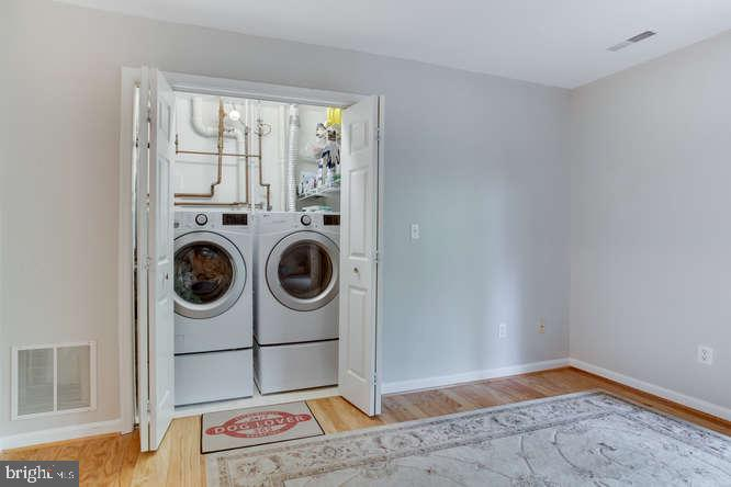 Laundry on main level - 619 SNOW GOOSE LN, ANNAPOLIS