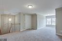4th level loft with walk in closet  & study alcove - 43771 APACHE WELLS TER, LEESBURG