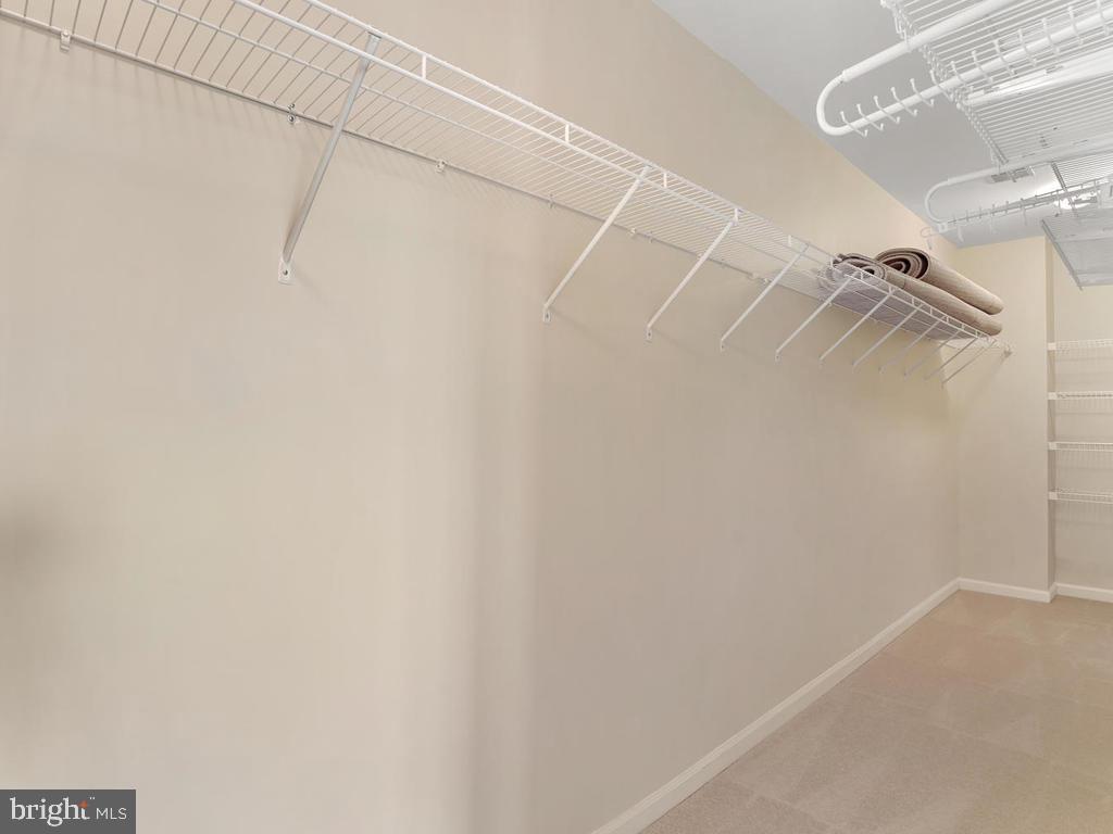 Master Bedroom Walk-In Closet - 2151 BALLAST LN, WOODBRIDGE