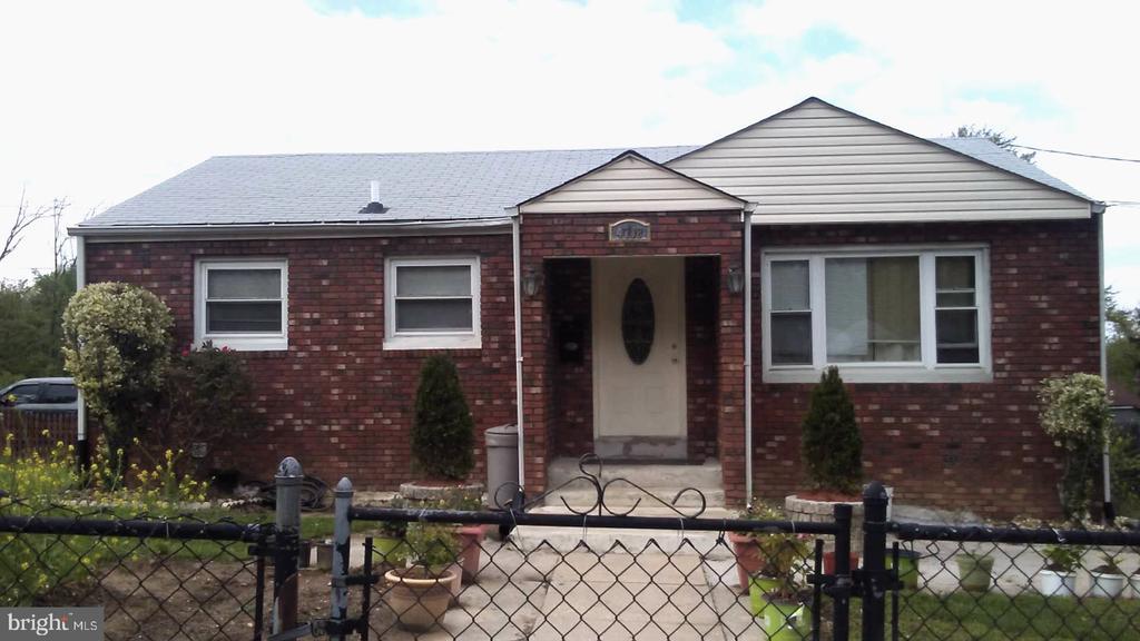 Front door - 4708 EDGEWOOD RD, COLLEGE PARK