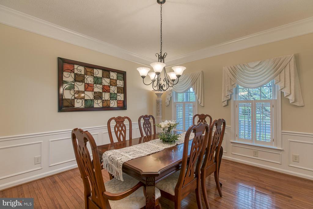 Formal Dining Room - 2829 OCONNOR CT, FREDERICKSBURG