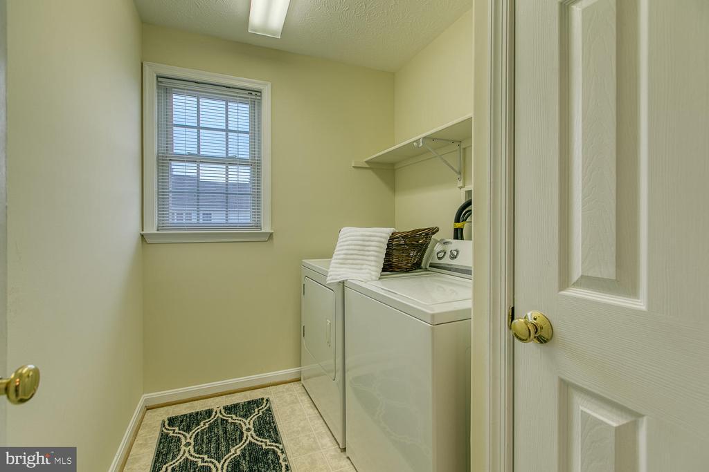 2nd Floor Laundry - 2829 OCONNOR CT, FREDERICKSBURG