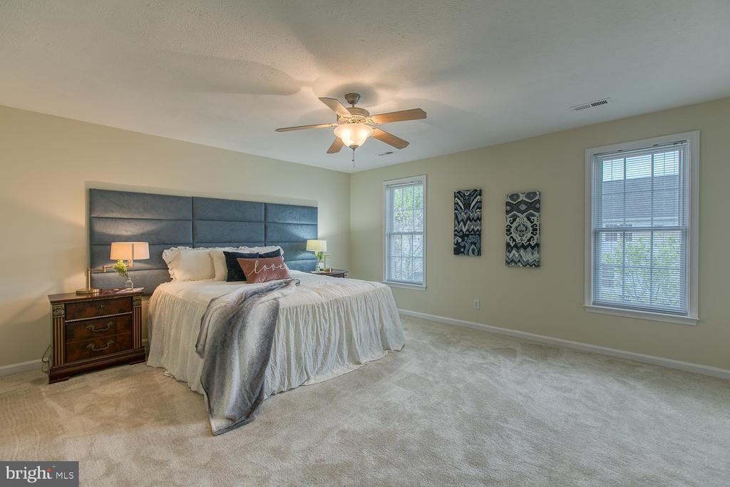 Master Bedroom - 2829 OCONNOR CT, FREDERICKSBURG