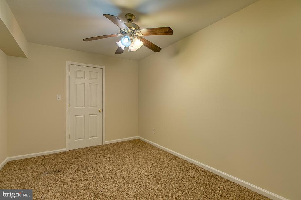 NTC Basement Bedroom - 2829 OCONNOR CT, FREDERICKSBURG