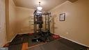 Exercise room - 18805 PIER TRAIL DR, TRIANGLE