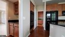 Butlers pantry - 18805 PIER TRAIL DR, TRIANGLE