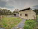 Two Stall Horse Stable - 5917 WILD FLOWER CT, ROCKVILLE