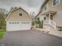 Convenient Two Car Garage With Oversize Bonus Room - 5917 WILD FLOWER CT, ROCKVILLE