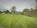 Wide Lot, 3 Board Fence For Safety And Privacy - 5917 WILD FLOWER CT, ROCKVILLE