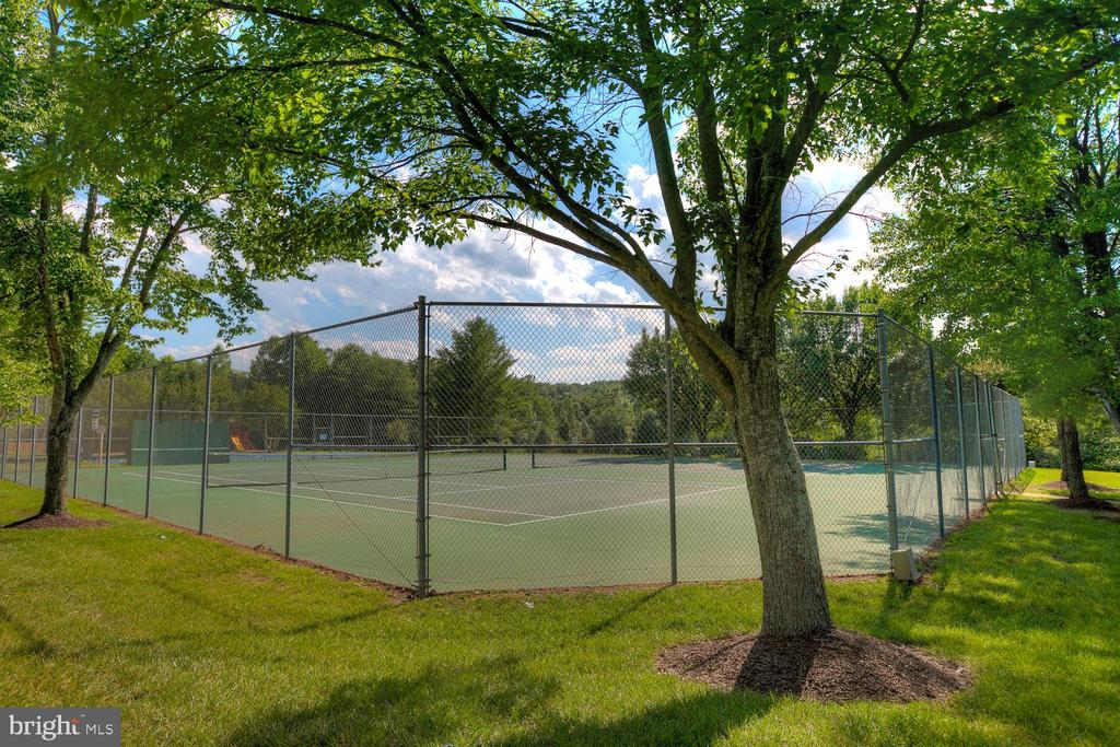 Tennis courts - 6 CROMWELL CT, STAFFORD