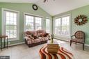 Morning Room or Sunroom - 16144 WOODLEY HILLS RD, HAYMARKET