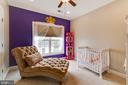 Bedroom 3 - 16144 WOODLEY HILLS RD, HAYMARKET