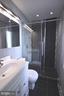 Remodeled master  bath - 404 GREEAR PL, HERNDON