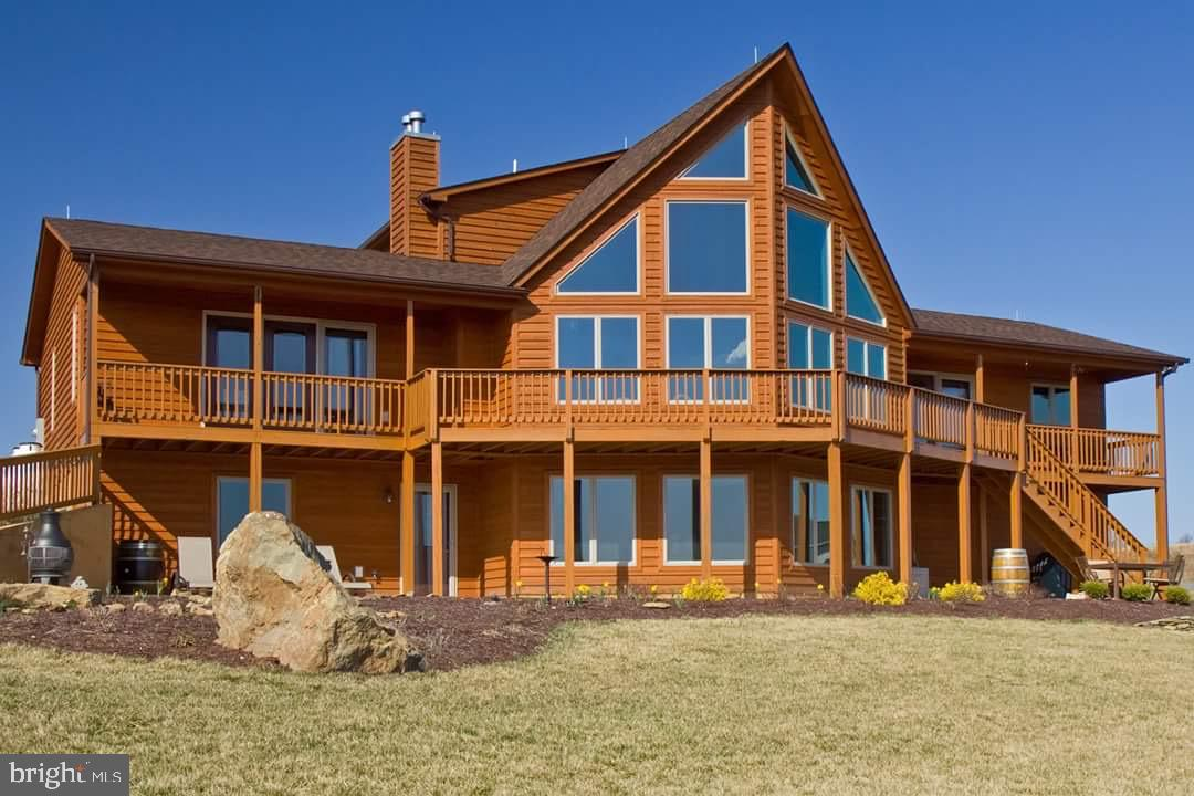 Single Family Homes 為 出售 在 Middletown, 弗吉尼亞州 22645 美國