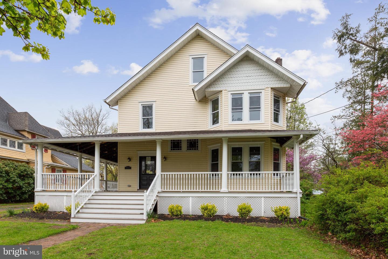 Single Family Homes 为 销售 在 Beverly, 新泽西州 08010 美国