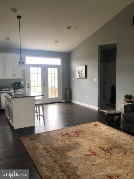 Open Living Room - 10220 DUBLIN RD, WALKERSVILLE