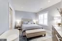 Master bedroom - 2434 16TH ST NW #301, WASHINGTON