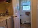 Laundry and half bath - 544 PYLETOWN RD, BOYCE