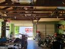 Large 2-car garage with double doors - 544 PYLETOWN RD, BOYCE
