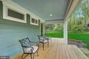 Sit and enjoy the sounds of evening or morning! - 1735 WESTMORELAND TRL, ANNAPOLIS
