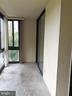 Enclosed Patio - 5300 HOLMES RUN PKWY #503, ALEXANDRIA
