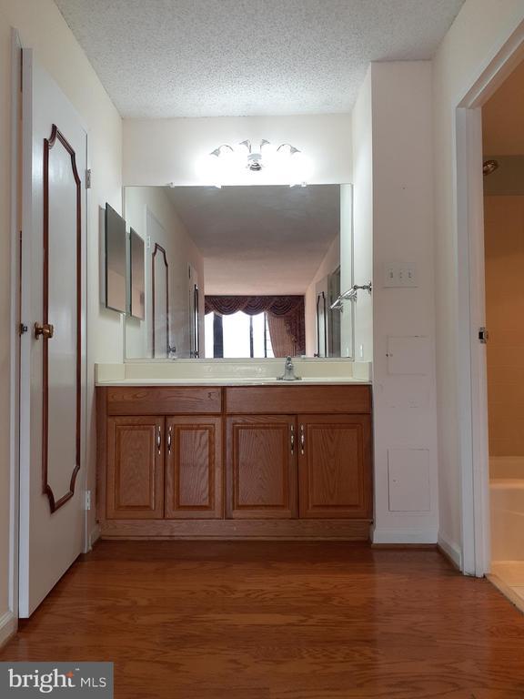 Vanity, Master Bathroom - 5300 HOLMES RUN PKWY #503, ALEXANDRIA