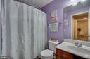 2ndl Level full bath - 45726 WINDING BRANCH TER, STERLING