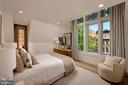 Master suite with 3 exposures. - 1015 D ST NE #A, WASHINGTON