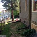 Side Yard - 604 N EMERSON ST, ARLINGTON