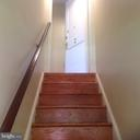 Stairs To Unit 2 - 604 N EMERSON ST, ARLINGTON