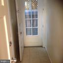 Lower Level Private Entrance To In=Law Suite - 604 N EMERSON ST, ARLINGTON