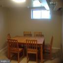 Lower Level Eat-In Kitchen - 604 N EMERSON ST, ARLINGTON