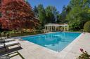 Gorgeous Heated Pool by  Town & Country - 5321 GOLDSBORO RD, BETHESDA