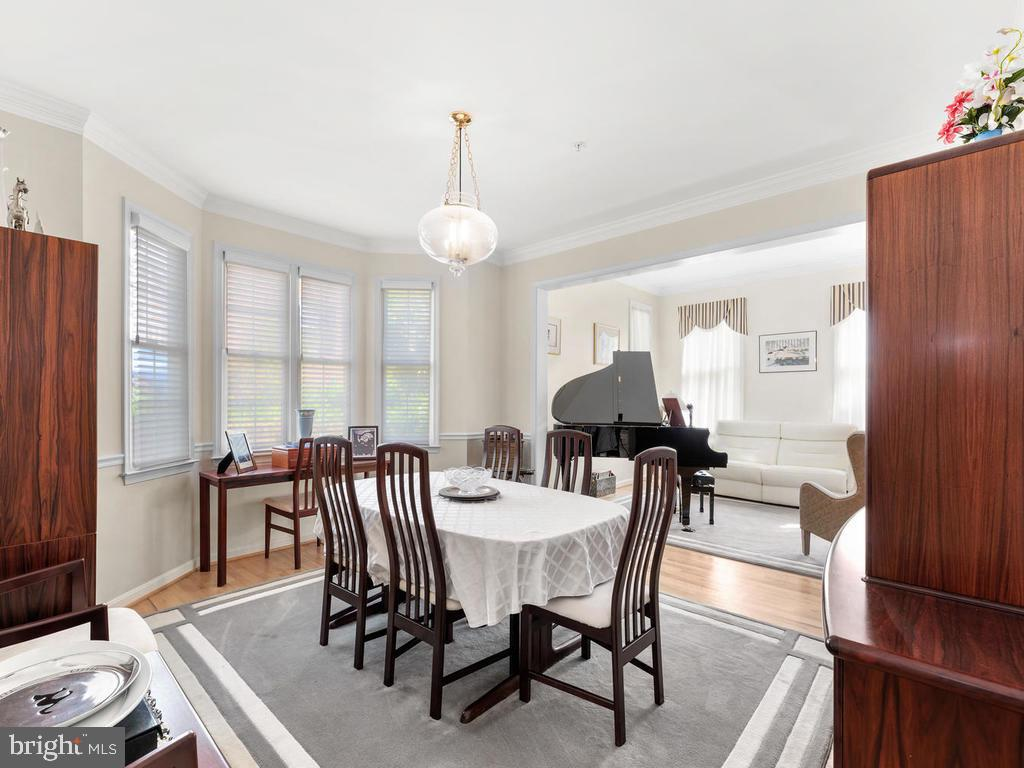 Formal Dining Room - 4311 WOODBERRY ST, UNIVERSITY PARK