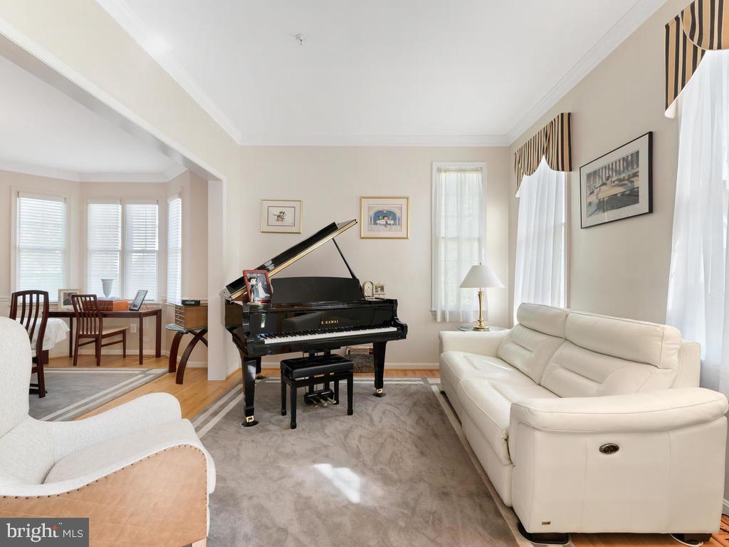 Formal Living Room - 4311 WOODBERRY ST, UNIVERSITY PARK