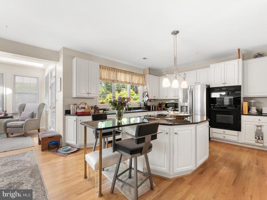 Fully Equipped Kitchen - 4311 WOODBERRY ST, UNIVERSITY PARK