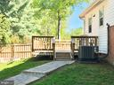 Deck - 13722 SMALLWOOD CT, CHANTILLY