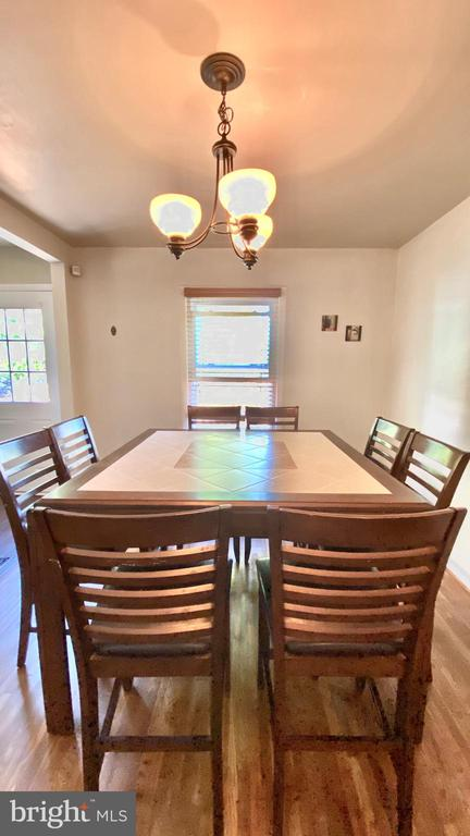 Dinning Area - 13722 SMALLWOOD CT, CHANTILLY