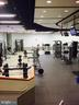 Fitness center with modern equipment - 1021 ARLINGTON BLVD #337, ARLINGTON