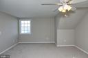 Bedroom #5 upstairs closet has auto lights - 18850 WICOMICO RIVER DR, COBB ISLAND