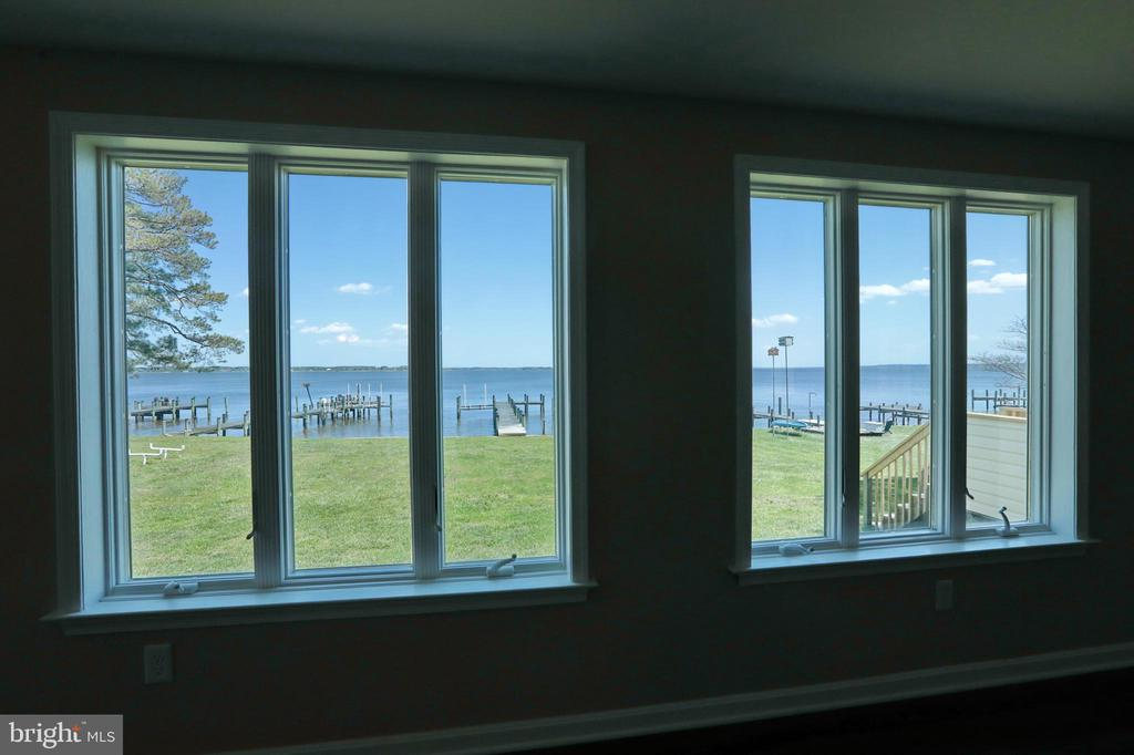 View from Great Room - 18850 WICOMICO RIVER DR, COBB ISLAND