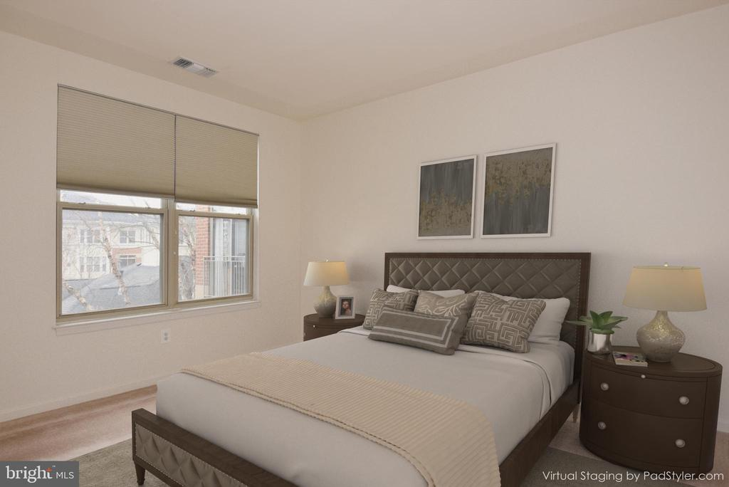 Photo Virtually Staged - 11775 STRATFORD HOUSE PL #206, RESTON