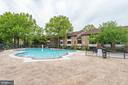Community pool - 545 FLORIDA AVE #T1, HERNDON