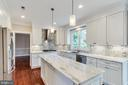 New Kitchen Cabinets and Hardware - 10811 CRIPPEN VALE CT, RESTON