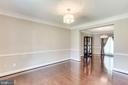 Gorgeous Display Vanity Conveys - 10811 CRIPPEN VALE CT, RESTON