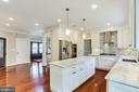 New Quartz Counter Tops and Decorative Back Splash - 10811 CRIPPEN VALE CT, RESTON
