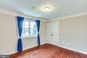 All Bedroom Closets Come with Custom Shelving - 10811 CRIPPEN VALE CT, RESTON